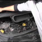 Biellette du moteur d'essuie-glace Hyundai Getz