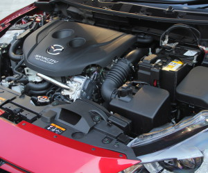 Capot de moteur Mazda Demio