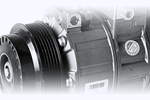Compresseur de climatisation Subaru Mv