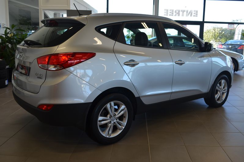 Direction Hyundai Ix35