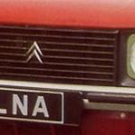 Feux antibrouillard Citroën Ln