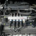 Filtre à air Chevrolet Kalos