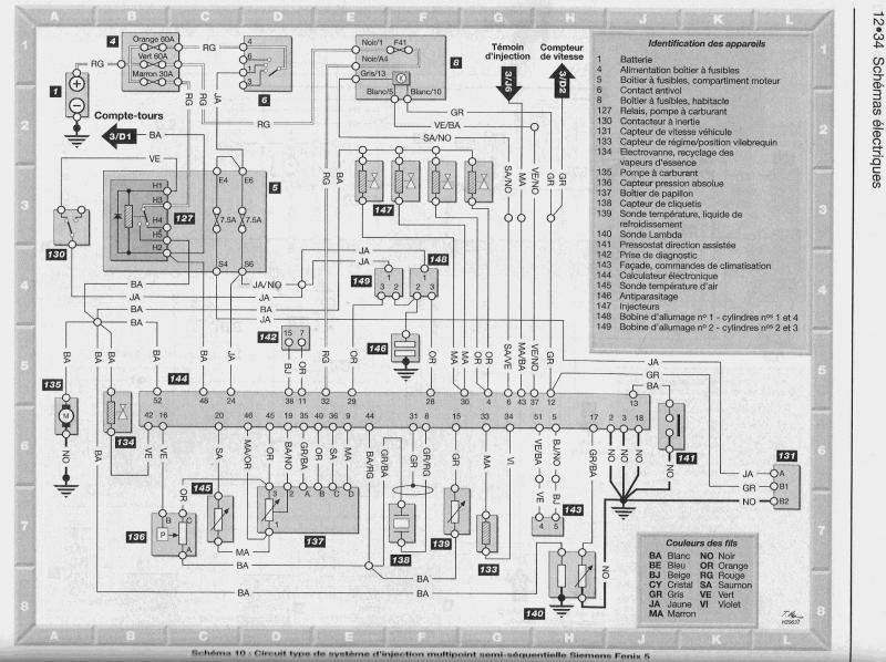 Schema Elettrico Hyundai Galloper : Photo klaxon hyundai h