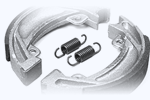 Mâchoires de frein Hyundai Stellar