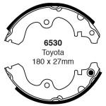 Mâchoires de frein Toyota Paseo
