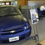 Moyeu de roue Chevrolet Cavalier