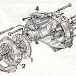Plateau d'embrayage Mazda Cx-5