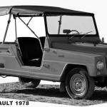 Poignée de porte Renault Rodeo