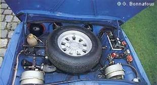 Radiateur d'huile Renault R8