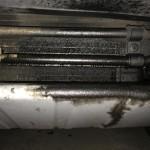 Radiateur d'huile Volvo V70