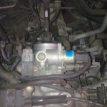 Soupape d'admission Subaru Forester