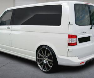 Spoiler Volkswagen Transporter