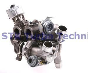 Turbocompresseur Peugeot 407