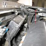 Tuyau de depression Peugeot 807