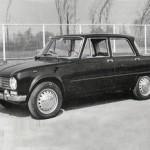 Tuyau de frein Alfa Romeo 1300