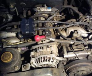 Valve d'injection Subaru Vanille