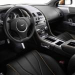 Ventilateur intérieur Aston Martin Virage