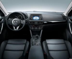 Ventilateur intérieur Mazda Rx-5