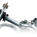 Barre de suspension Nissan Leaf
