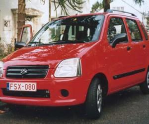 Barre de suspension Suzuki Wagon R