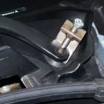 Biellette du moteur d'essuie-glace Volvo 740