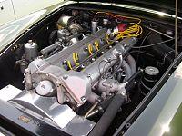 Bobine d'allumage Aston Martin Db