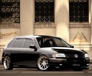 Bride Volkswagen Gol