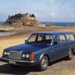Bride Volvo 265