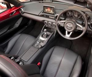 Câble frein de stationnement Mazda Rx-5