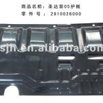 Capot de moteur Hyundai Santa Fé