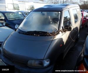 Capot de moteur Nissan Vanette