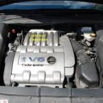 Capot de moteur Peugeot 607