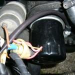 Capteur de température d'huile Renault Twingo