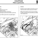Filtre habitacle Mazda Mx5
