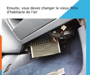 Filtre habitacle Peugeot Bipper