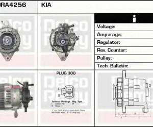 Pompe d'alimentation Kia K2700