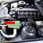 Radiateur de refroidissement Bmw Série 6