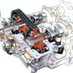 Roue dentée Mazda 1000