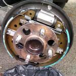 Roulement de roue Toyota Corolla Verso