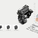 Soupape d'admission Hyundai Scoupe