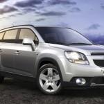 Support d'amortisseur Chevrolet Orlando