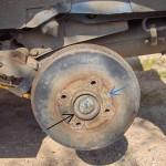 Tambour de frein Peugeot 405