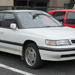 Turbocompresseur Subaru Justy