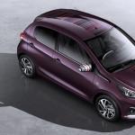 Aile Peugeot 108