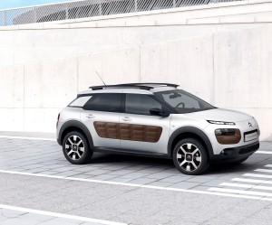 Amortisseur Citroën C4 Cactus