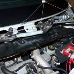 Biellette du moteur d'essuie-glace Mazda Cx-5