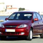 Cache de la courroie Chevrolet Lacetti