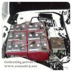 Capot de moteur Renault R5