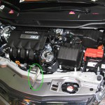 Capot de moteur Toyota Prius