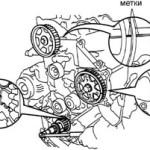 Carter de vilebrequin Toyota Avensis